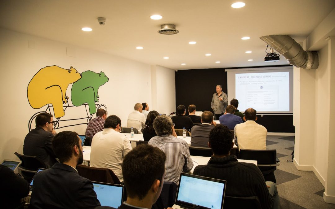 Curso de WordPress presencial en Madrid